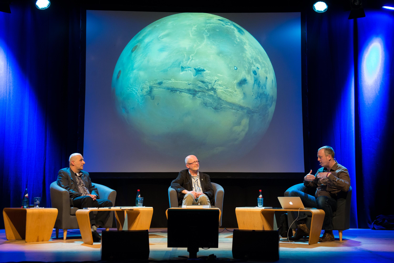Reden über den Mars